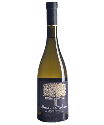 Sauvignon Blanc-Mosia de la Tohani Special Reserve