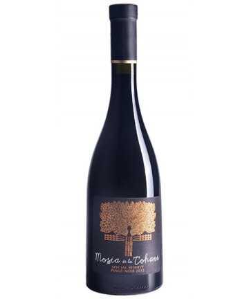 Pinot Noir-Mosia de la Tohani Special Reserve