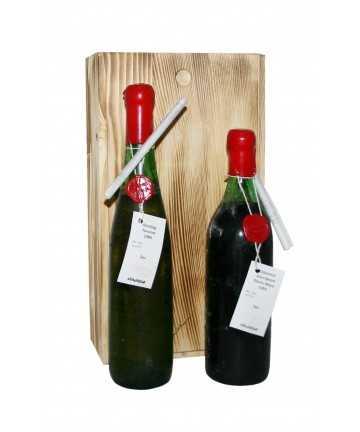 Caseta vinoteca 1987