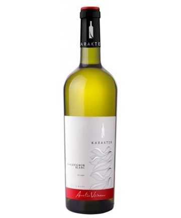 Vin Karakter Sauvignon Blanc - Aurelia Visinescu-LIFE STYLE TIPS SRL