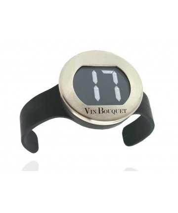 Termometru electronic pentru servirea vinului