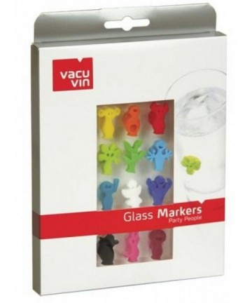 Glass Markers Party People-LIFE STYLE TIPS SRL