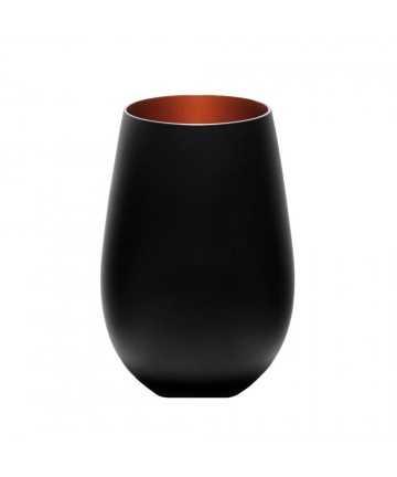 Pahar Stolzle Olympic Negru (mat) Bronz 465 ml