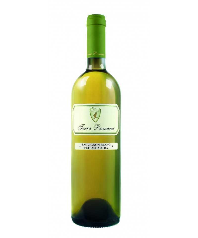 Vin Sauvignon Blanc & Feteasca Alba - Terra Romana-LIFE STYLE TIPS SRL