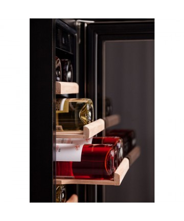 Racitor vinuri, incorporabil sub blat, Dunavox DAUF-19.58B-LIFE STYLE TIPS SRL
