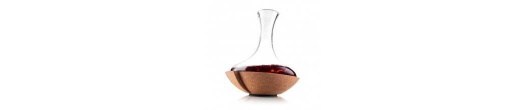 Carafe si decantere pentru vin